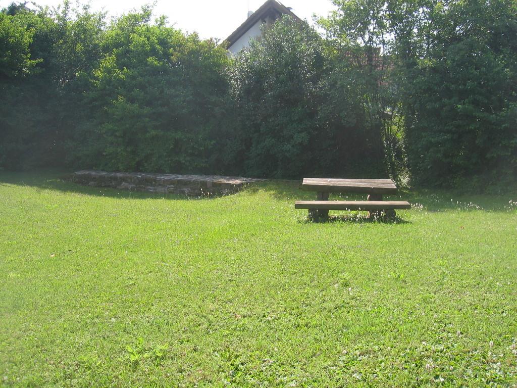 Teufelsmauer in Halheim
