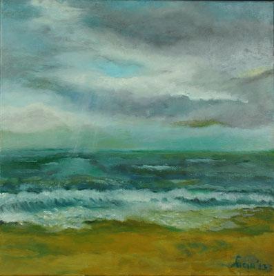 Lucia, Seascape