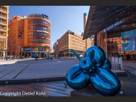 Architektur-Fotodokumentation Berlin Potsdamer Platz