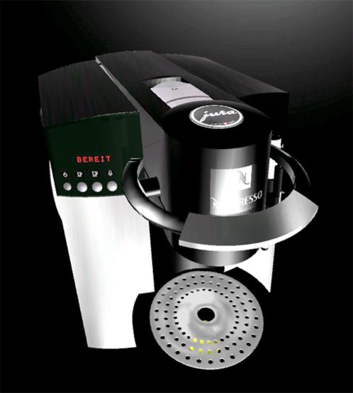 Jura Kaffeeautomat N90 ‒ Contentcreation für Jura online- und offline Bedienungsanleitungen der N90