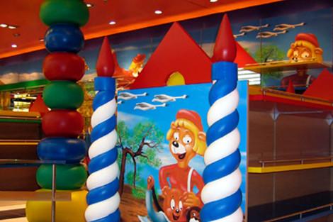 ToyShop Airport Athen