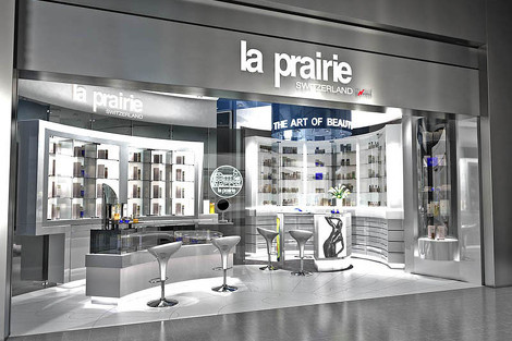 La Prairie Kosmetikshop Zürich Airside