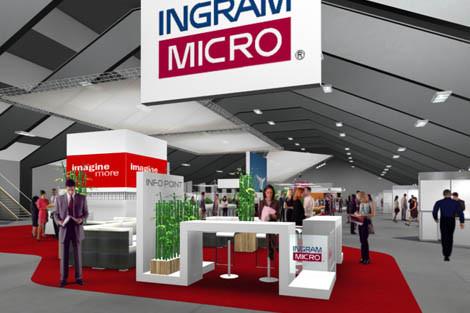 Firmenmesse Ingram Micro Cham ‒ IM.TOP 2007 in Luzern ‒ Das IT Portal der Schweiz