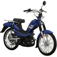mobylette mbk 51