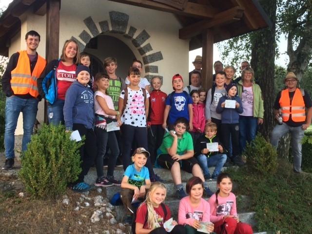 Wanderung Ferienprogramm 2018