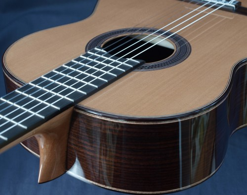 Antonio Marin Montero 2011 - Guitar 3 - Photo 5