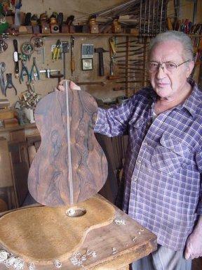 Antonio Marin Montero 2009 - Guitar 4 - Photo 7