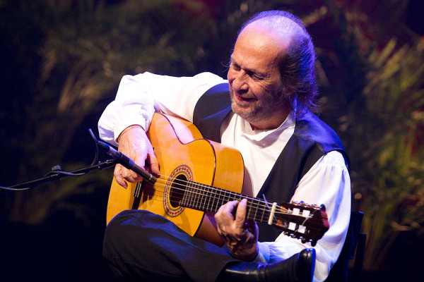 Lester Devoe 2010 - Paco de Lucia - Guitar 2 - Photo 3