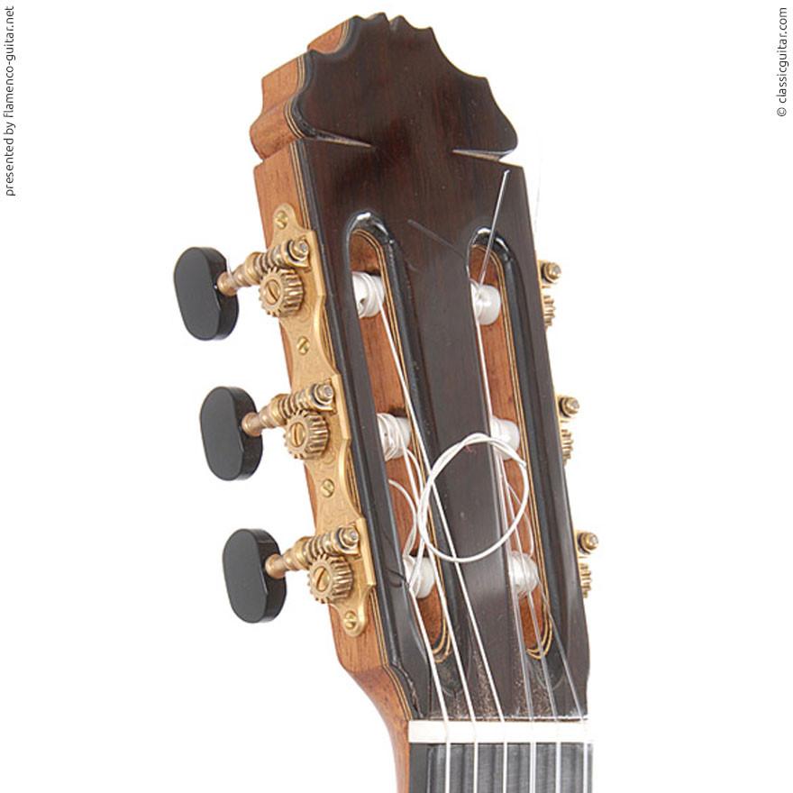 MANUEL REYES HIJO | GUITAR  GITARRE | 2011  | HEADSTOCKS | GITARREN-KOPF