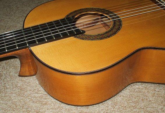 Arcangel Fernandez 1959 - Guitar 1 - Photo 4