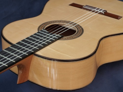 Antonio Marin Montero 2012 - Guitar 3 - Photo 1