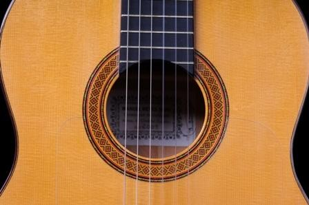 Manuel Reyes Hijo 2001 - Guitar 1 - Photo 4