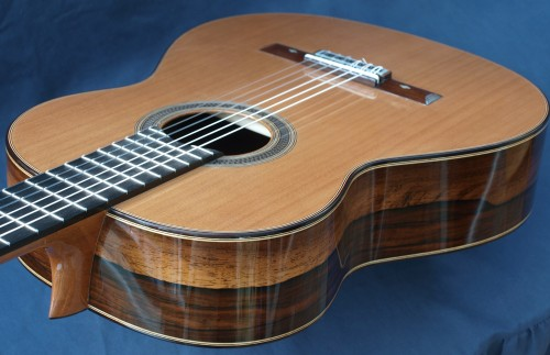Antonio Marin Montero 2006 - Guitar 1 - Photo 3