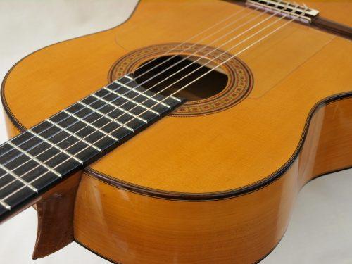 Manuel Reyes 1970 - Guitar 5 - Photo 1