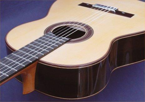 Antonio Marin Montero 2007 - Guitar 2 - Photo 3