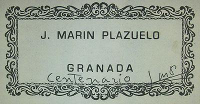 Jose Marin Plazuelo 1995 - Guitar 1 - Photo 1