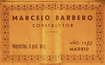 Marcelo Barbero 1950 - Guitar 2 - Photo 5