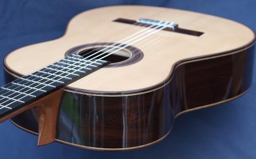 Antonio Marin Montero 2009 - Guitar 4 - Photo 1
