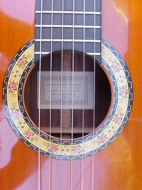 Hermanos Conde 1977 - Guitar 1 - Photo 8