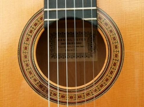 Manuel Reyes 1975 - Guitar 1 - Photo 7