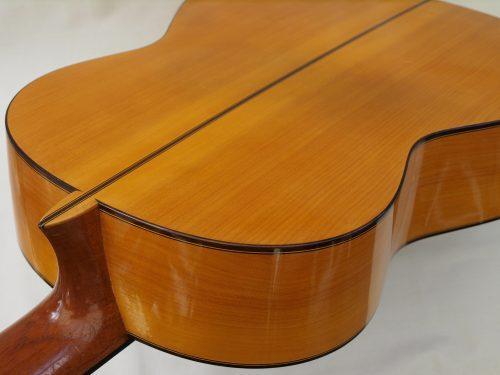 Manuel Reyes 1970 - Guitar 5 - Photo 8