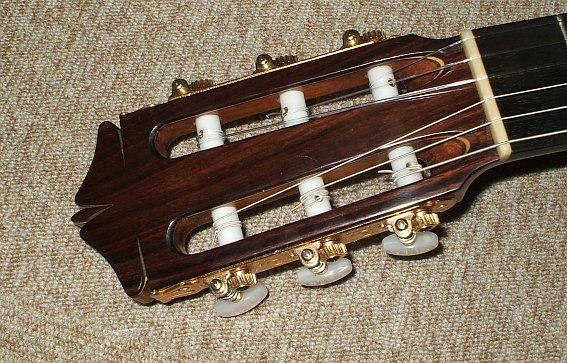 Arcangel Fernandez 1959 - Guitar 1 - Photo 1