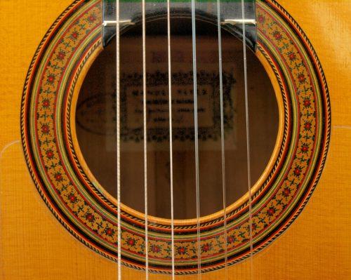 Manuel Reyes 1970 - Guitar 5 - Photo 9
