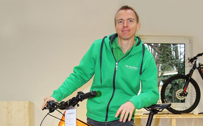 Dreirad-Experten vom Dreirad-Zentrum Wien