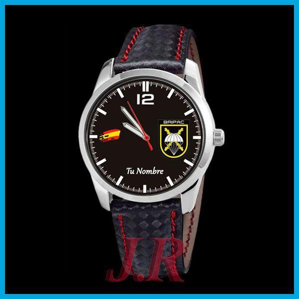 Relojes personalizados bripac