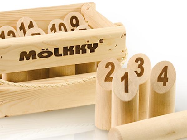 Molkky (jeu de quilles)