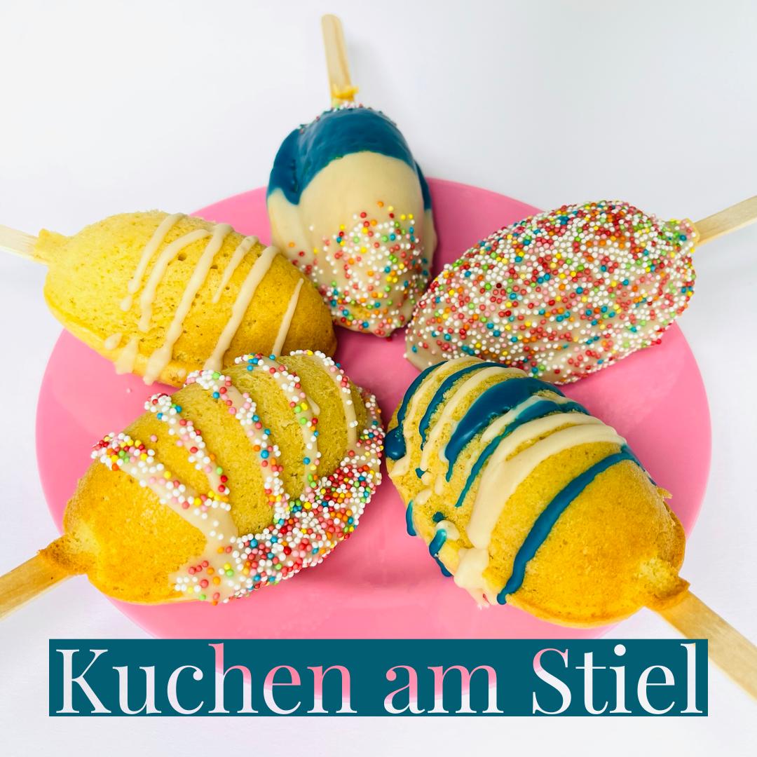 Kuchen am Stiel