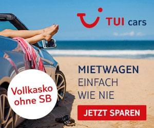 TUI Cars - Kontakt