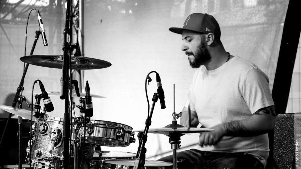 GIO (Drums)