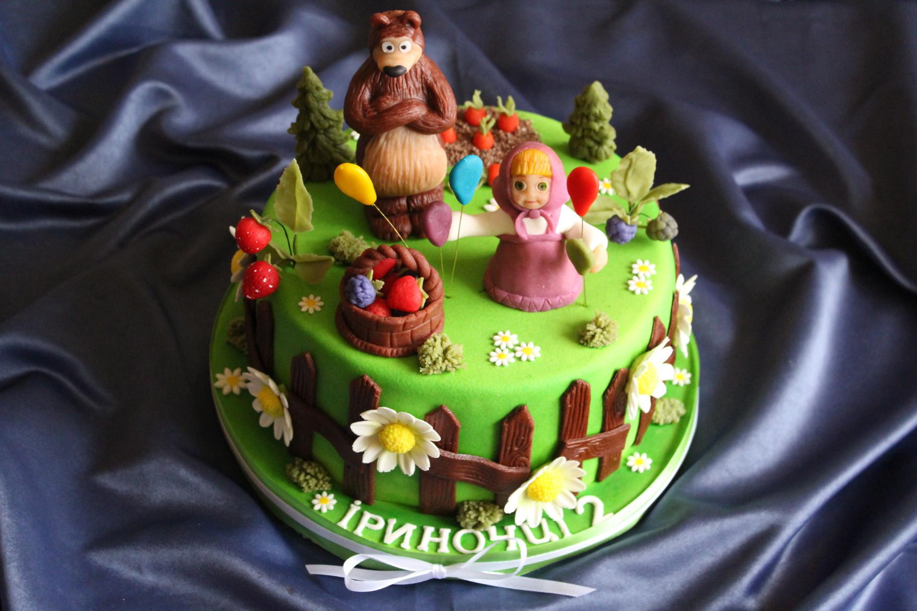 очень торт маша и медведь рецепт с фото воздухе вешние звоны
