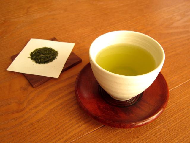 緑茶の免疫力効果