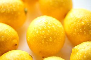 檸檬(レモン)の免疫力効果
