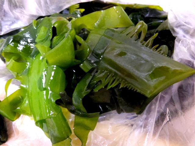わかめは免疫力を高める海藻類