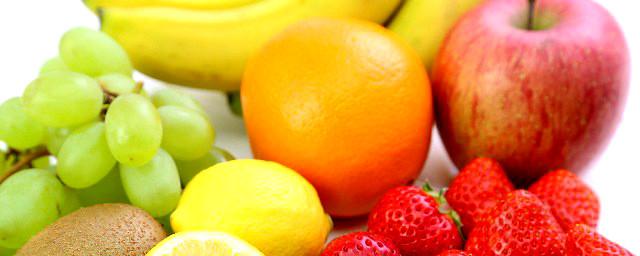 免疫力を高める食べ物―果物