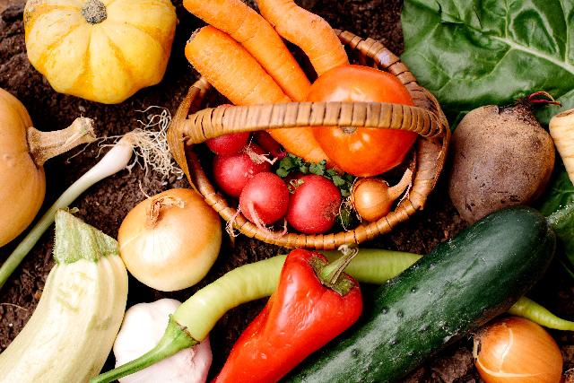 野菜・果物のポリフェノールは免疫力を高めてくれます。