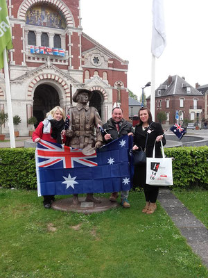 25 avril - Albert - Anzac Day