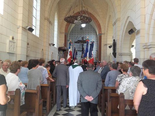 18 juillet - Curlu - cérémonie du centenaire de la Bataille de la Somme en l'honneur des soldats et victimes françaises