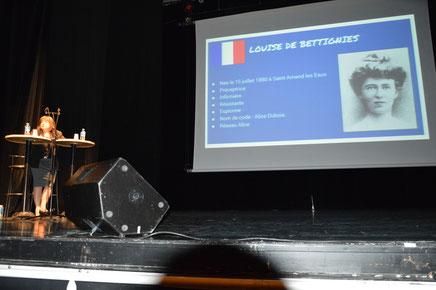 13 mars 2016- Albert- 3é rencontre des historiens et passionnés locaux du Pays du Coquelicot-