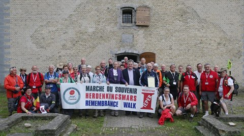 Marche du Souvenir - Ypres/Albert