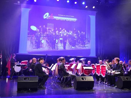 24 Avril- Albert- TJP- concert du Souvenir Français