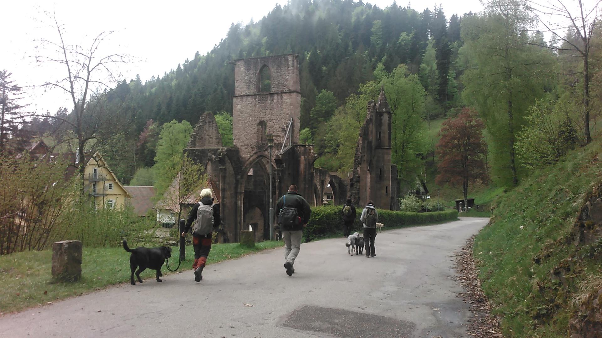 Ausflug Allerheiligen Wasserfälle und Kloster