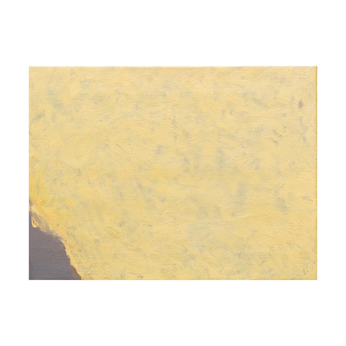 """Mountain"" oil on canvas 40×30cm"