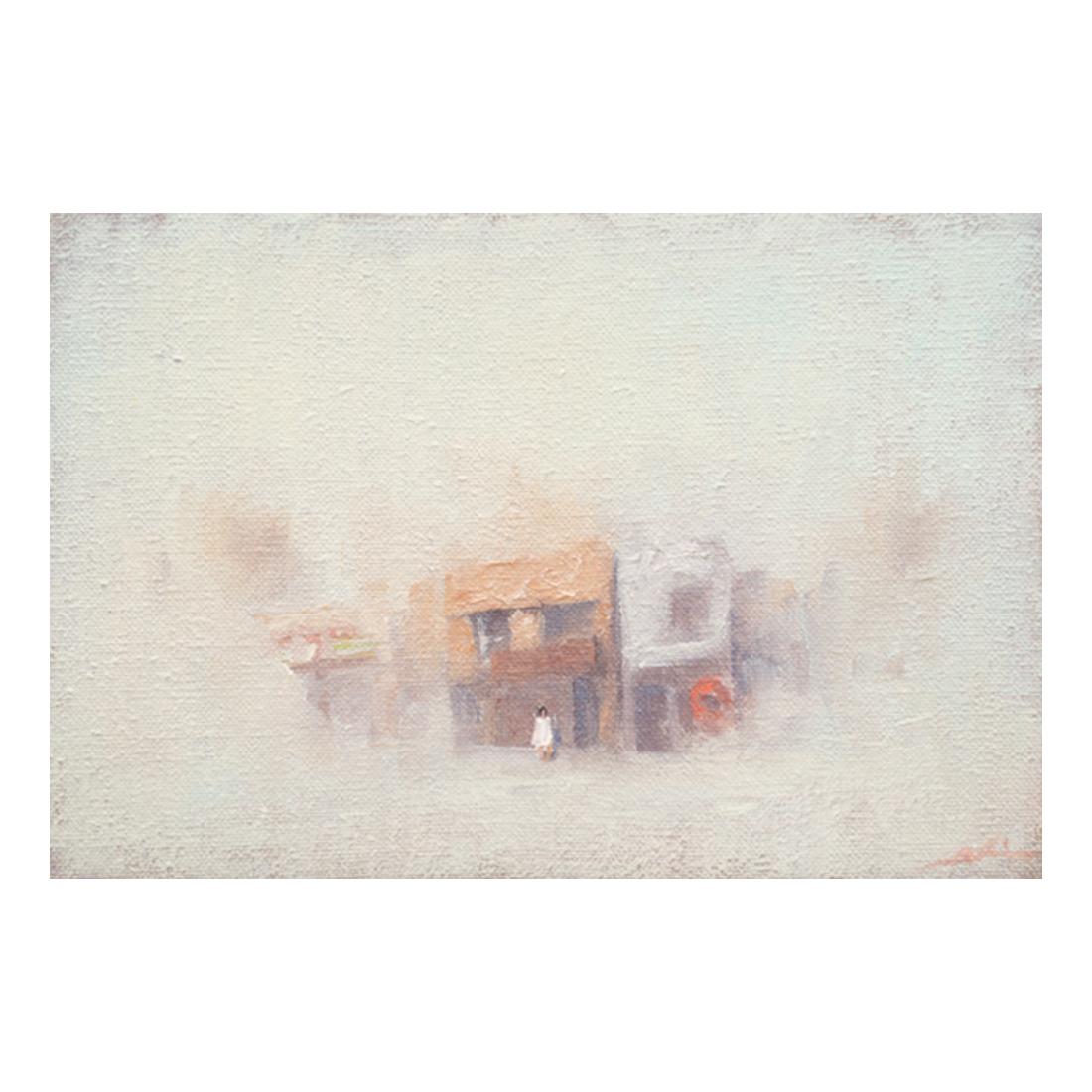 """""""Still Life""""  oil on canvas  18×14cm"""