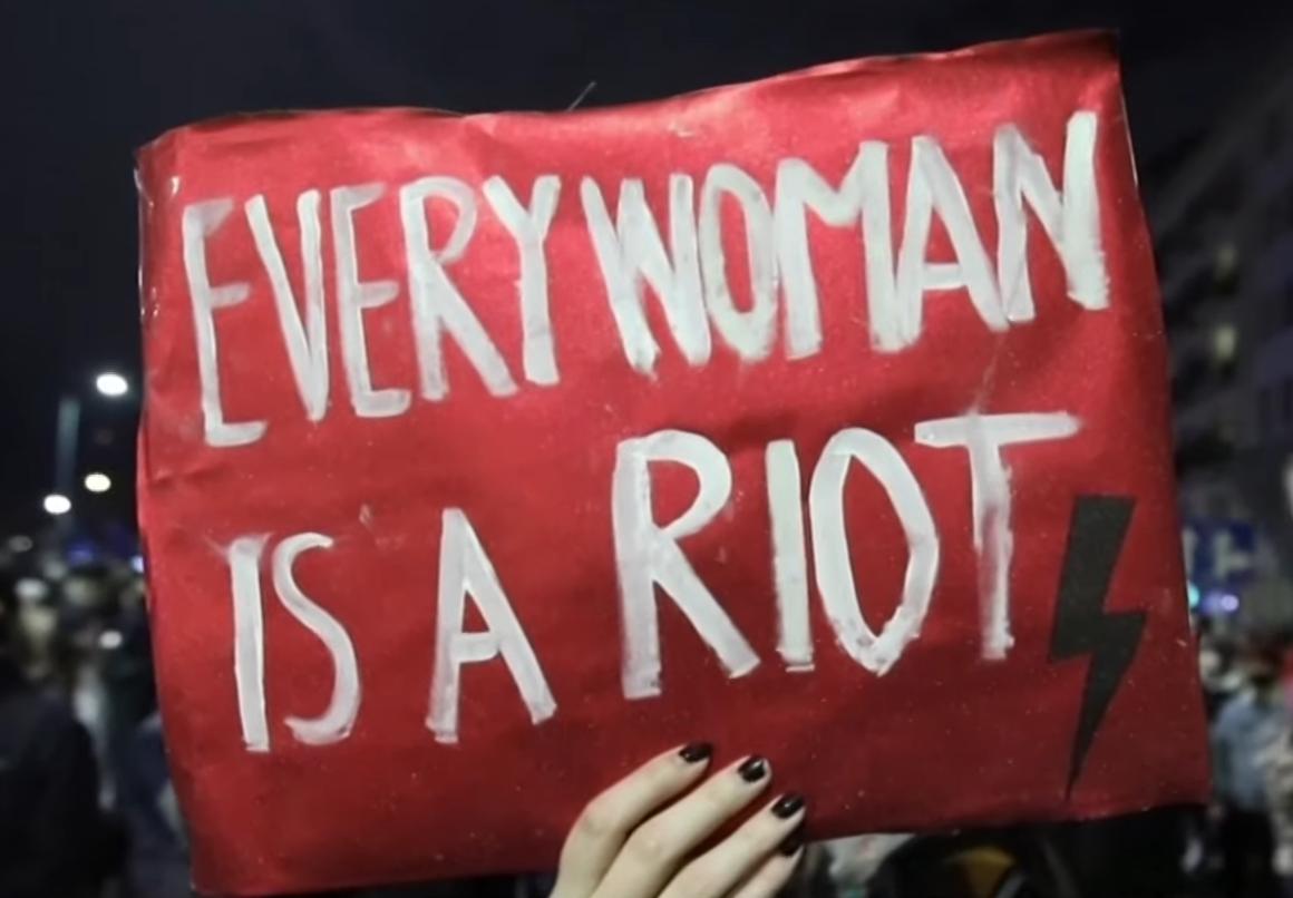 """Assistez au 1er Webinaire Choisir - """"Avortement : Urgence Pologne""""  Jeudi 18/02 20h"""