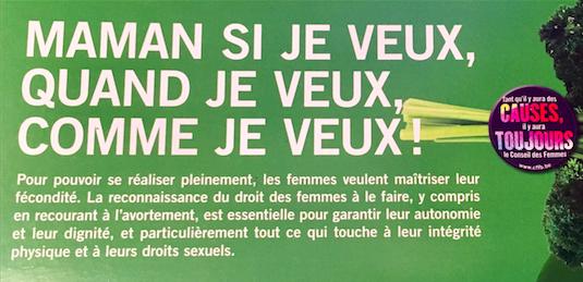 """""""Déclaration de Bruxelles"""" : Choisir la Cause des femmes et yeswomen.eu signataires de la déclaration"""