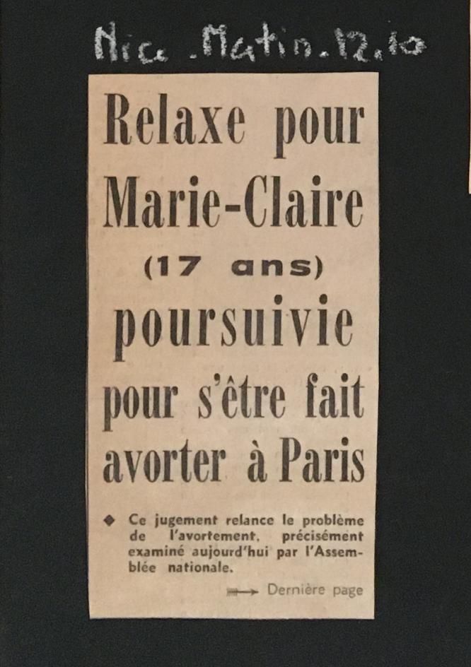 Archives de Choisir : nouvelle rubrique sur notre site !